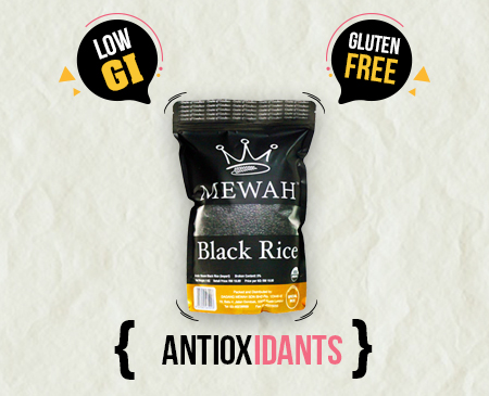 MEWAH Black Rice