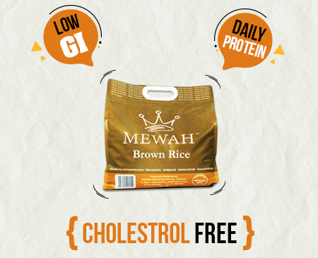 Mewah Brown Rice 5kg