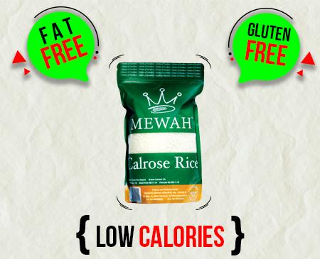 Mewah Calrose Rice