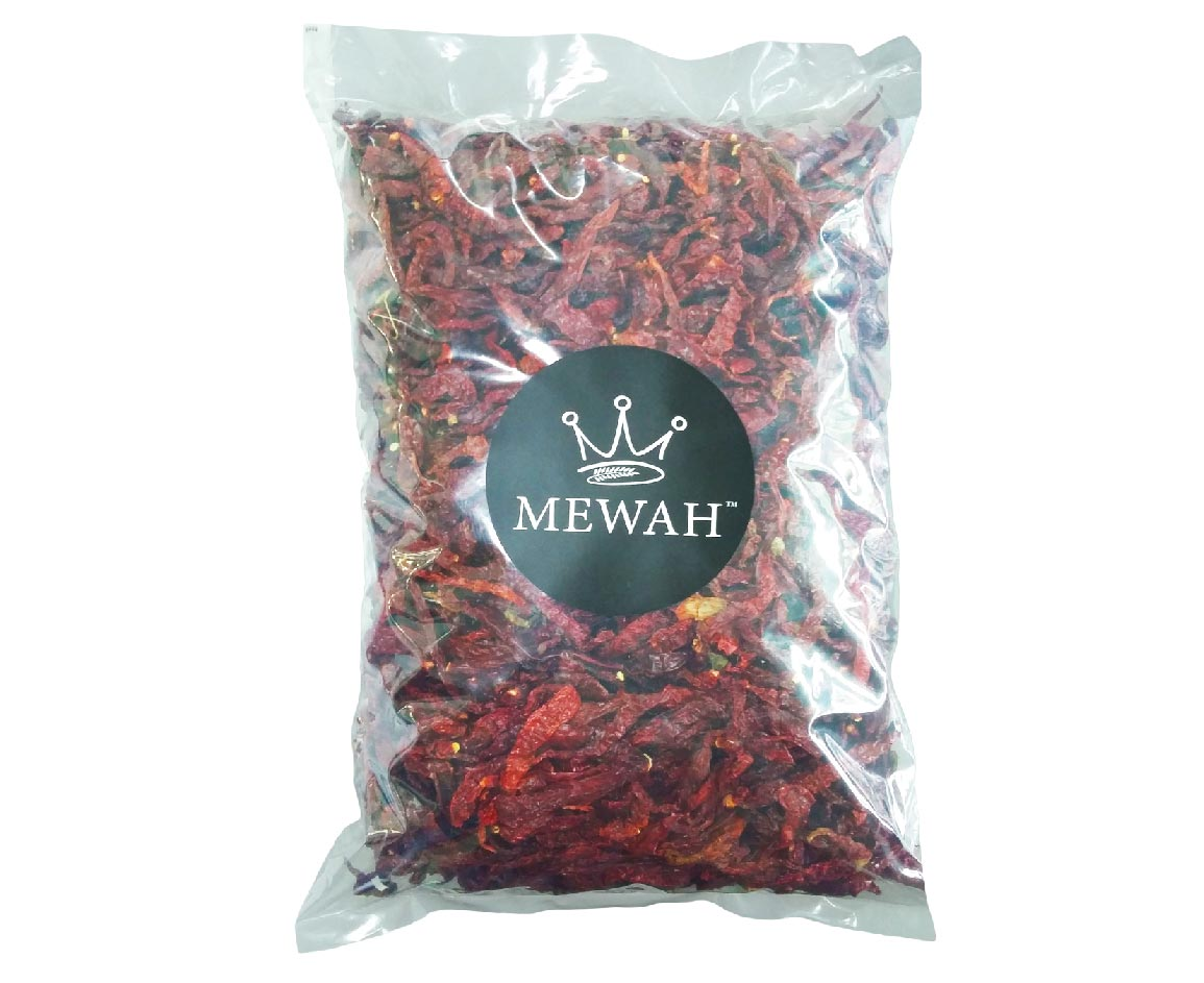Mewah Imported India Red Dry Chilies 2kg