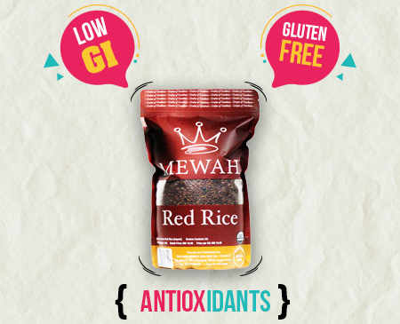 Mewah Red Rice 1kg